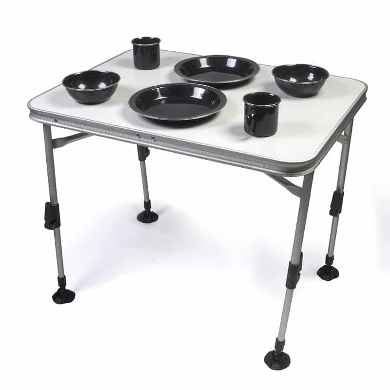 053aff9a407 ... Къмпинг маса с регулиране на всеки крак. Element Light Grey Medium Table  (Shadowing)_1
